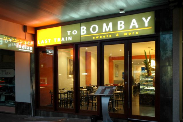 The Last Train to Bombay